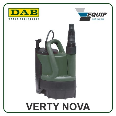 Submersible Dab submersible pumps