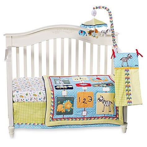 cocalo bedding cocalo brooklyn 4 piece crib bedding set and accessories