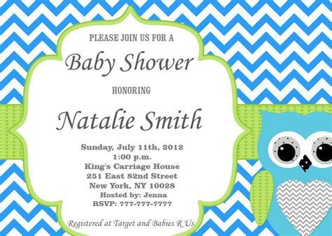 free baby shower invitation templates microsoft word on baby shower