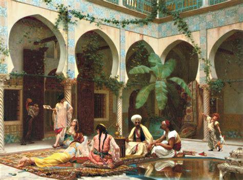 Life In An Ottoman Harem Harem Ottoman