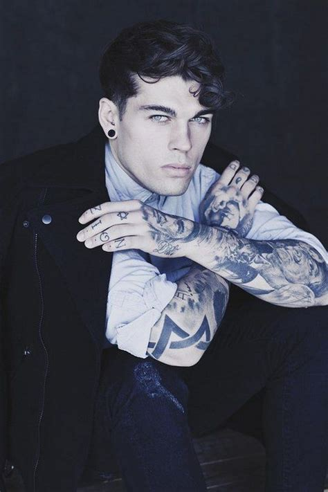 stephen james tattoos tattooed models page 6 of 10 alux