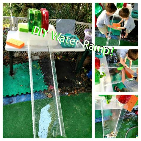 diy backyard water fun 22 best images about backyard quot waterpark quot play date on