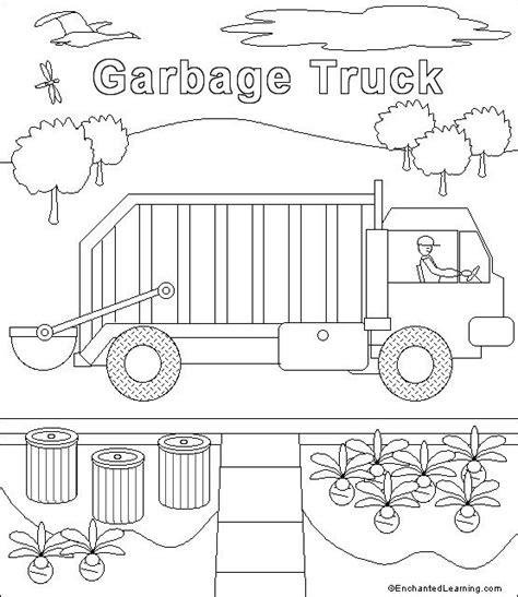 garbage trucks for kids 41 best garbage truck crafts images on pinterest truck