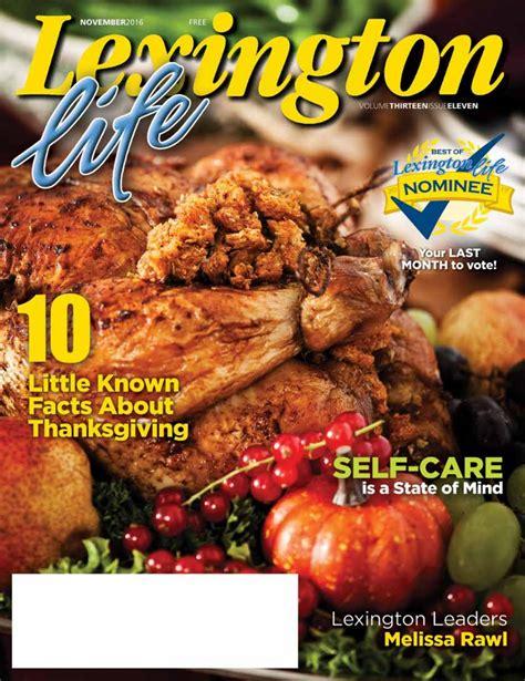 Lexington Life Magazine   Nov16 by Todd Shevchik   issuu