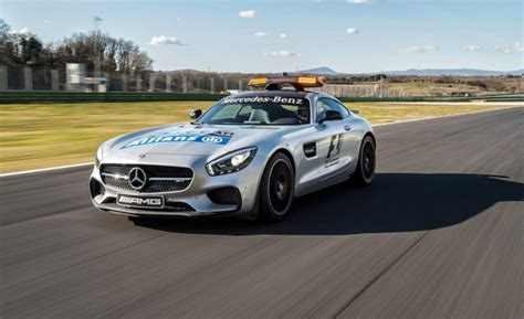 mercedes car lineup mercedes amg 2015 f1 safety car lineup revealed news