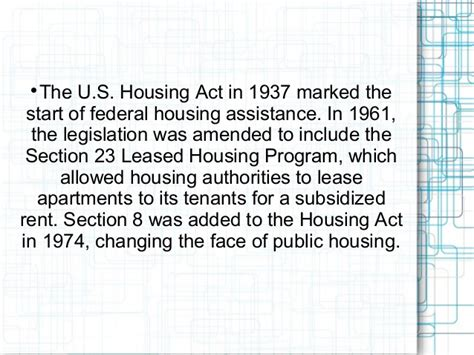section 8 grants how section 8 housing works by darrell irions