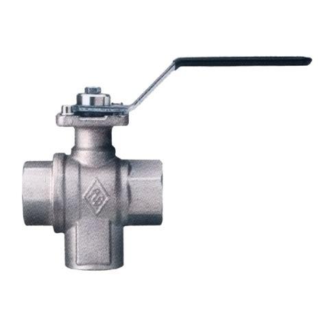 rubinetti industriali valvola a sfera tipo devia sfer serie 3110t garotti