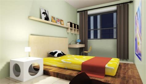 modernes japanisches schlafzimmer how to add decorative wall shelves with style