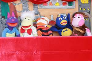 Backyardigans And The Beanstalk Puppet Show Partylife Corporation