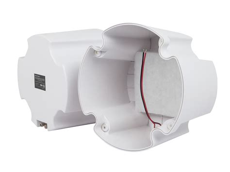 in ceiling back enclosure pair for pid 4104 8 quot in