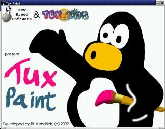tux painting tux paint readme