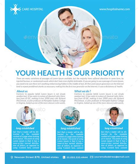 poster design health 32 medical poster templates free word pdf psd eps