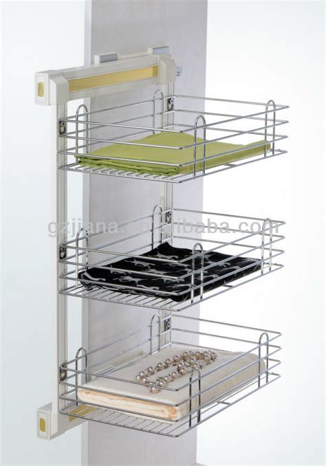 wire sliding storage drawer sliding wardrobe metal wire drawer storage basket buy