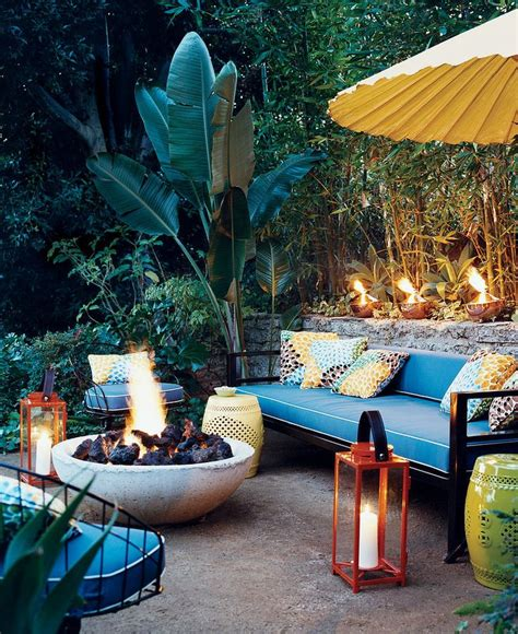 outdoor themed home decor best 20 tropical patio ideas on pinterest
