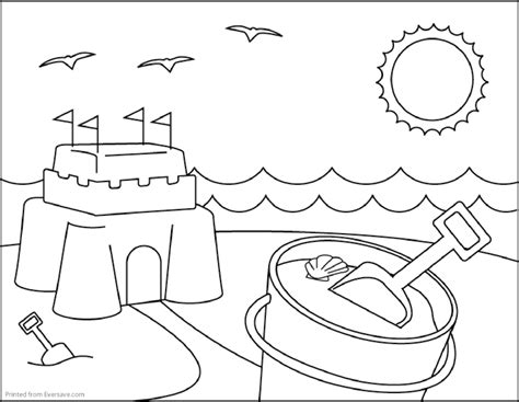 printable coloring pages in pdf coloring pages summer coloring pages summer coloring