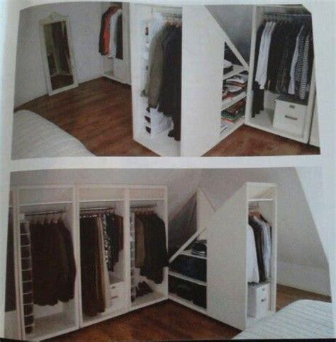 baue einen schrank in einem schlafzimmer die besten 17 ideen zu schlafzimmer mit dachschr 228 ge auf