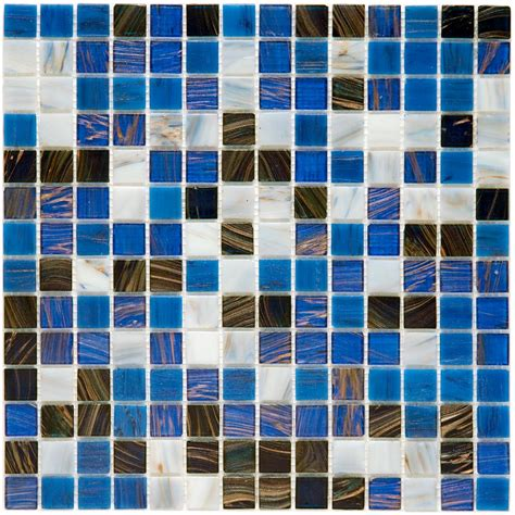 Home Depot Marina by Merola Tile Coppa Marina 12 In X 12 In X 4 Mm Glass
