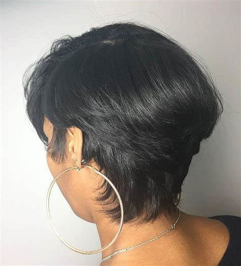 black hair media short hairstyles top 25 best short black hairstyles ideas on pinterest