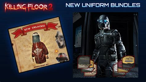 killing floor 2 mark 7 bundle sideshow hazmat suit youtube