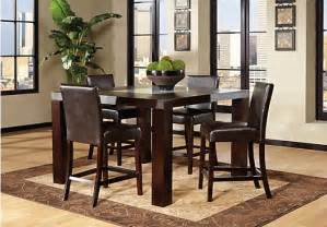 rooms to go dining sets shop for a marsdale brown 5 pc dining room at rooms to go