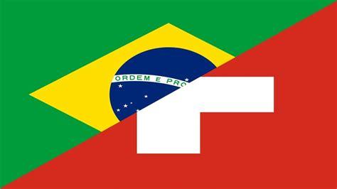 Brazil Vs Switzerland Brazil Vs Switzerland To Football History Record