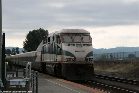 kelso longview wa amtrak cascades coast starlight
