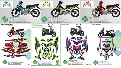 Spd Mtr Beat F1 2013 striping motor katalog 1 ronita digital printing