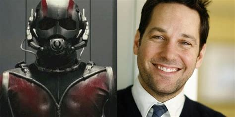 actor ant man paul rudd confirmed as ant man and why that s a great thing