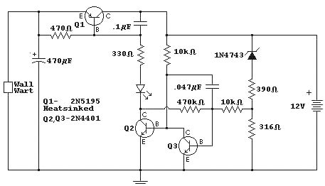 battery charger ideas