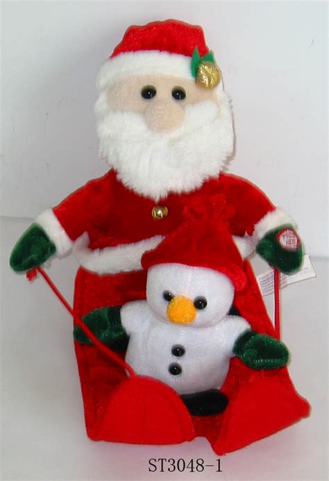 china christmas toy st3048 1 china plush toys musical toy