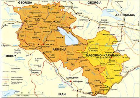 map of armenia map of armenia present and historic armenia maps