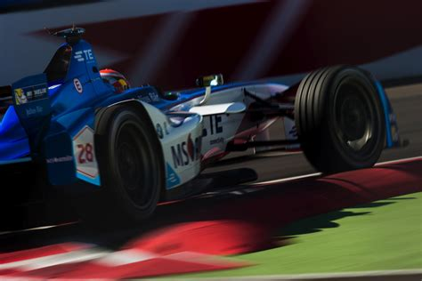 bmw south america bmw i heads to south america with ms amlin andretti
