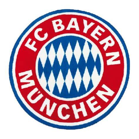 teppich münchen fc bayern m 252 nchen fan teppich logo preisvergleich shops