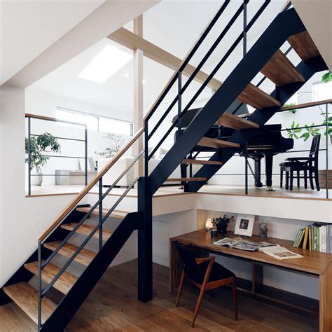 delicate scandinavian staircase designs   fall