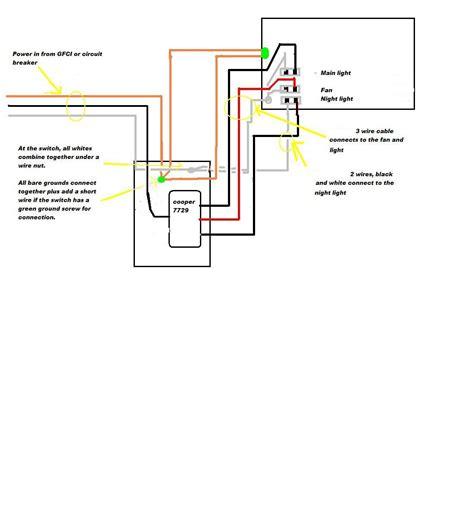 wiring diagram for bathroom heater fan light bathroom