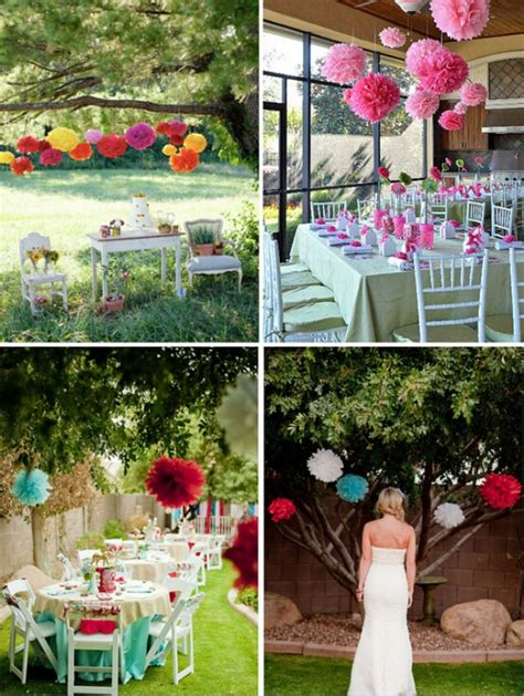 diy outdoor wedding decor ideas 20 diy wedding decorations fashion news