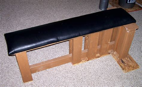 homemade weights bench homemade strength the strongest bench you ll never buy