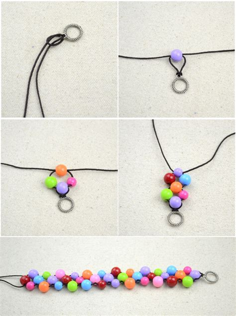 step by step jewelry 17 wonderful diy bracelets you should try to make