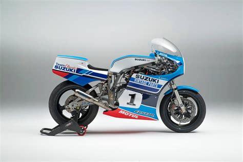 Suzuki Bike Racing Free Suzuki Xr69 Rocketgarage Cafe Racer Magazine