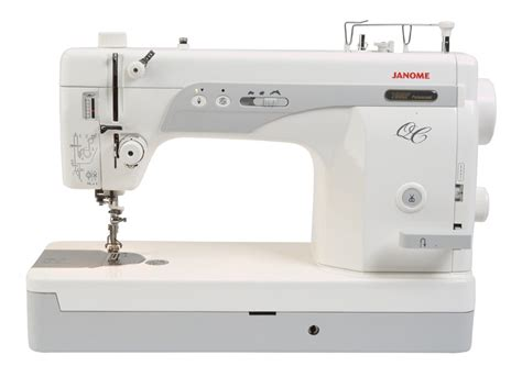 Mid Arm Quilting Machines Reviews by Janome 1600 Pqc Sewing Machine World Sewing