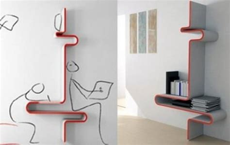 innovative bookshelves innovative bookshelf design model home interior design ideas