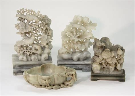 How To Carve Soapstone - soapstone carvings antiques collectibles