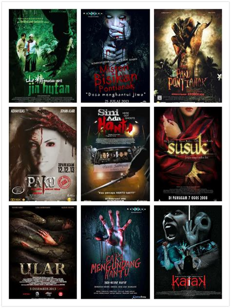 poster lucu film horor malaysia 7 things you ll find in almost all malaysian movie