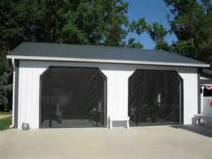 Garage Screen Door Garage Door Screens Photo Gallerygarage Door Screens