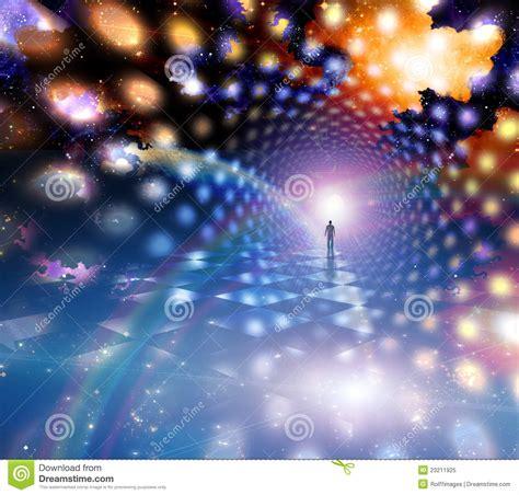 mundo do homem espiritual imagem de stock royalty free viagem do trajeto do homem foto de stock royalty free