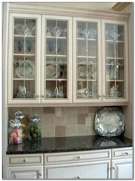 glass inserts for kitchen cabinets glass inserts for kitchen cabinets home depot cabinet