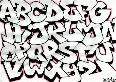 graffiti alphabet bubble letters graffiti lettering