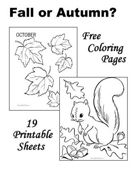 autumn cartoon coloring pages 17 best ideas about fall coloring pages on pinterest