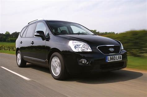 Kia Carens 2011 Review Kia Carens 2006 2011 Review Autocar