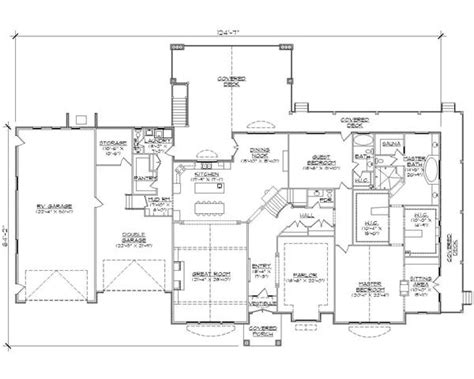 house plans with rv garages attached house plans with rv